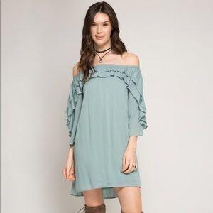 NWT shift dress