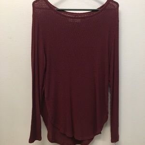 Abercrombie Loose Knit Sweater