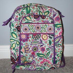 Vera Bradly Laptop Backpack
