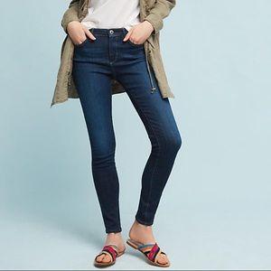 AG Skinny Jeans - The Abbey - Dark Wash