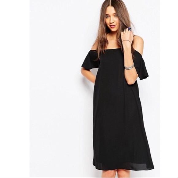 4406b3800f Off Should Black Dress