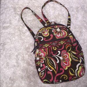 Vera Bradley backpack small