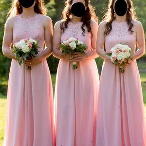 3d72a5b8b36 After Six Dresses - Dessy After Six Style 6722 L Pantone Rose Quartz