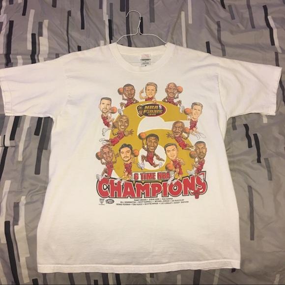 7fc5fd90 Jordan Shirts | 90s Vintage Chicago Bulls Nba Shirt | Poshmark