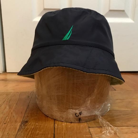 84776b5358340 Reversible Náutica Bucket Hat