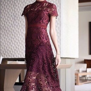 ANTONIO MELANI Dresses - Antonio Melani  Macie  lace dress SZ 6