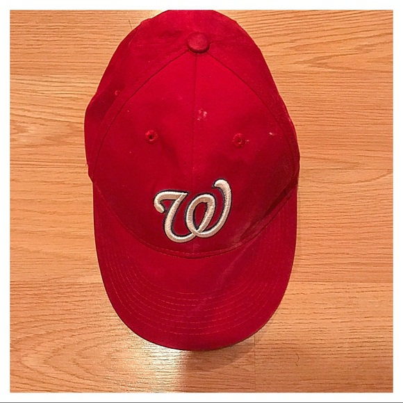 MLB  Washington Nationals Baseball Cap 03d39af88a7