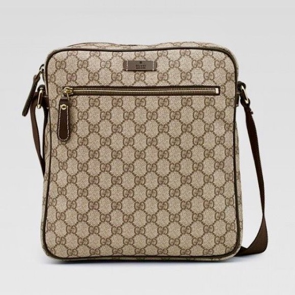 2bf430445a1 Gucci Other - 100% AUTH Gucci messenger shoulder cross body bag