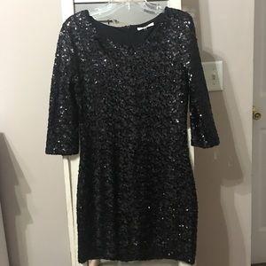 BB Dakota sequined mini dress