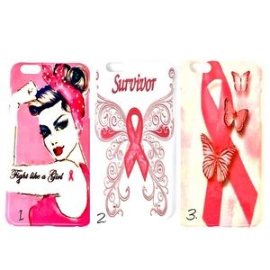 Accessories - 💖Breast Cancer IPhone6/6S, IPhone7, IPhone 7 Plus