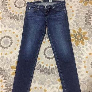 AG Blue Denim Jeans