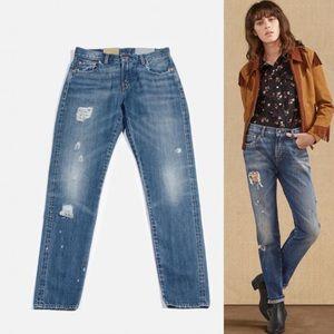 Levi's 1967 505 Big E Redline SELVEDGE Jeans