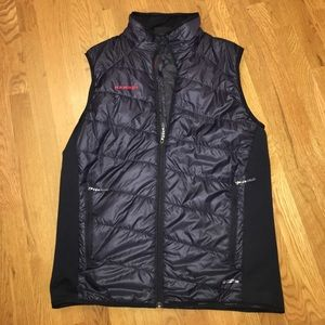 "Mammut ""Guye"" Men's Vest - So WARM and stylish!"