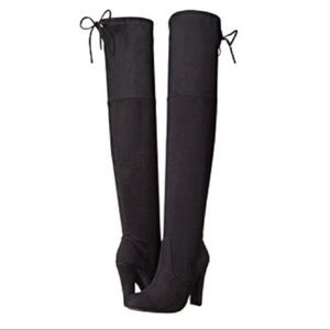 a17299e8d5f Steve Madden Shoes - LOWEST PRICE Steve Madden gorgeous thigh high boot
