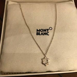 9b31d65c3e44e Montblanc Jewelry | Mont Blanc Necklace | Poshmark
