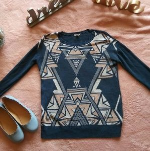 Ecote Aztec Sweater {Urban Outfitters}