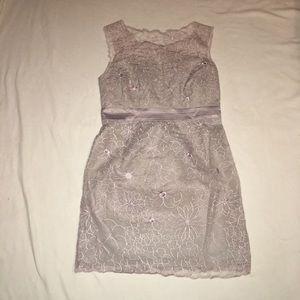 Karen Millen illusion dress size 10