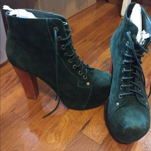 Jeffrey Campbell Litas Perfect Condition
