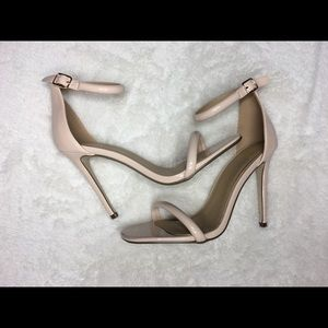 Miss Guided Nude/Pinkish Heels