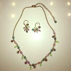Multicolored Jewelry Set