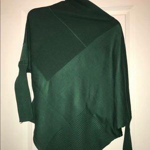 Sweaters - Asymmetric sweater