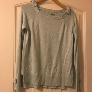 Sparkle Bow Sweater Size Medium LC Lauren Conrad