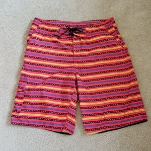 Men's Crooks & Castles Board Shorts Sz 40