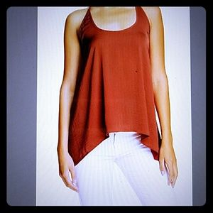 Nordstrom Polyester tank top