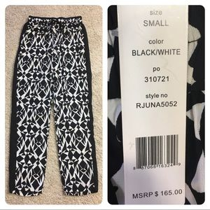 NWT! Romeo & Juliette Couture joggers