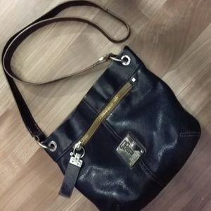 Tignanello black cross-body bag shoulder bag
