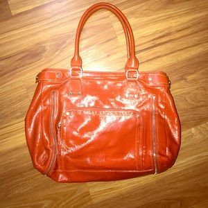 Longchamp Orange purse