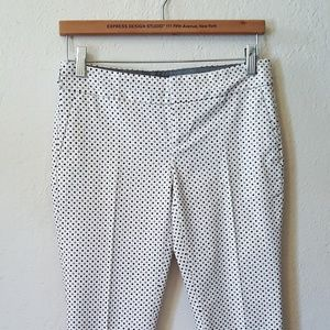 Pattern Ankle Pant