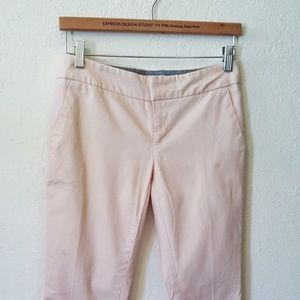 Pink Ankle Pant