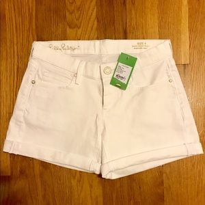 Lilly Pulitzer South Ocean Shorts