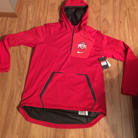 6dd262f492a6e Nike Men s Alpha Fly Rush Jacket NWT Ohio State