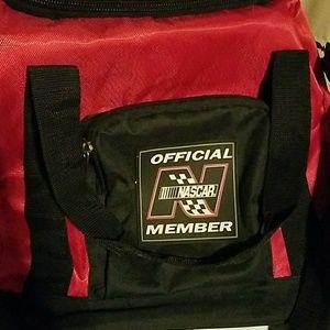 🎒🏁🚘NASCAR Official Member Club Bag