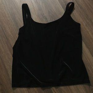 NWT Velvet tank top