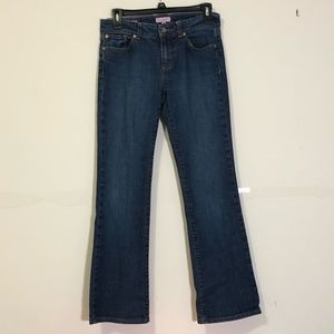Lilly Pulitzer: main line fit straight jeans