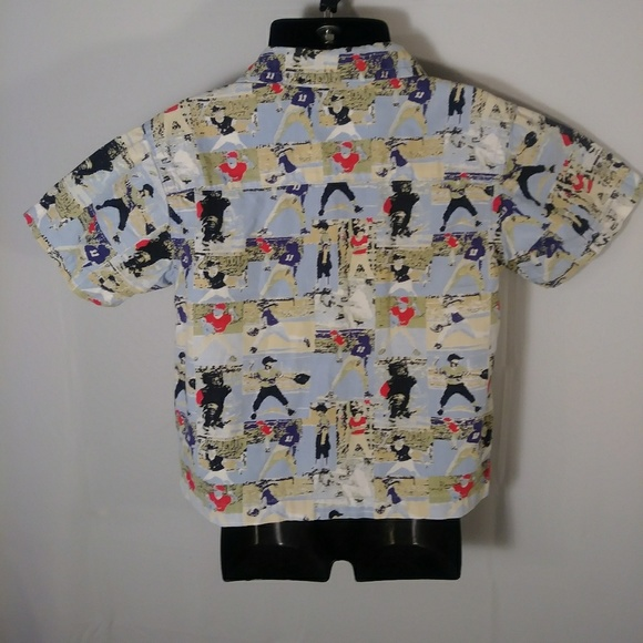 16f4c3b9f92d3 67% off Faded Glory Shirts   Tops Boys Button Down Shirt 18 Months ...