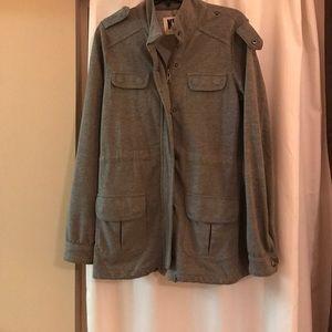 Size medium gray jacket
