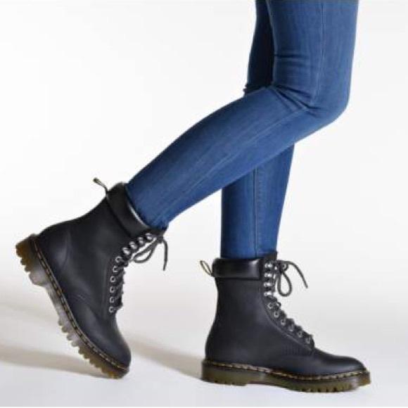doc martin hiking boots