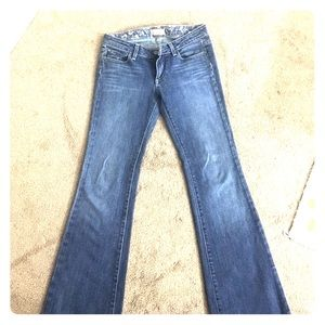 Hollywood Hills Paige jeans