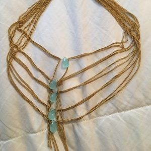 BCBG Stacked Necklace