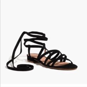 Brand New Holly Ankle Strap Sandals