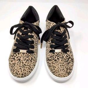 Topshop Catseye Cheetah Women's Sneakers