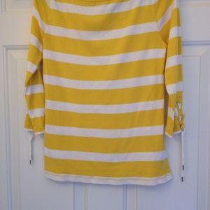 Ralph Lauren Yellow Top