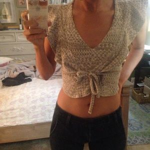 NWT urban outfitters kimchi blue crop sweater XS