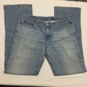 Women's Size 14 Long Light Wash Lucky Brand Jeans
