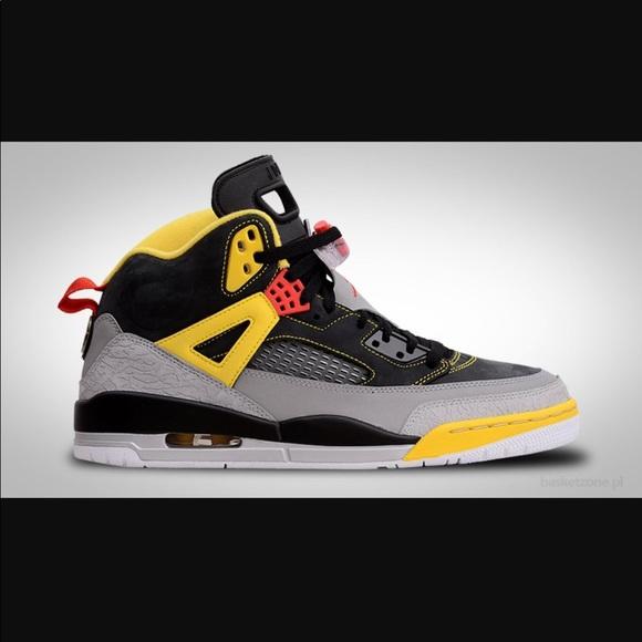 huge selection of 71dcc d2be2 Rare Jordan Spizike Sneakers