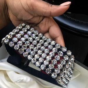 4521458cad0e37 Gucci Accessories | 760 Crystal Headband | Poshmark